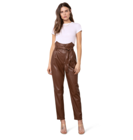 BB DAKOTA FAUX MY DARLING HIGH WAIST PANT