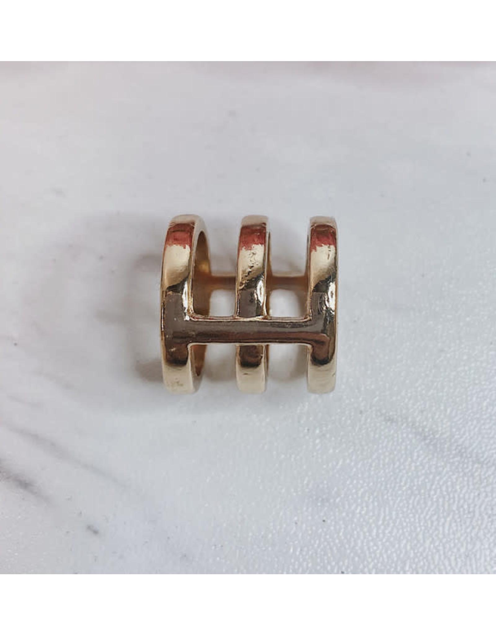 TAIFA GEOMETRIC RING