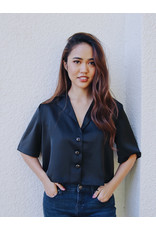 RESET by JANE + ONE WAITE BUTTON DOWN SHIRT