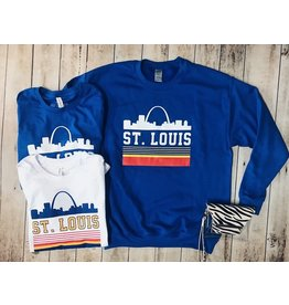 SERIES SIX STL RETRO SKYLINE SWEATSHIRT