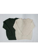 PACIFICA SIDE SLIT SWEATER
