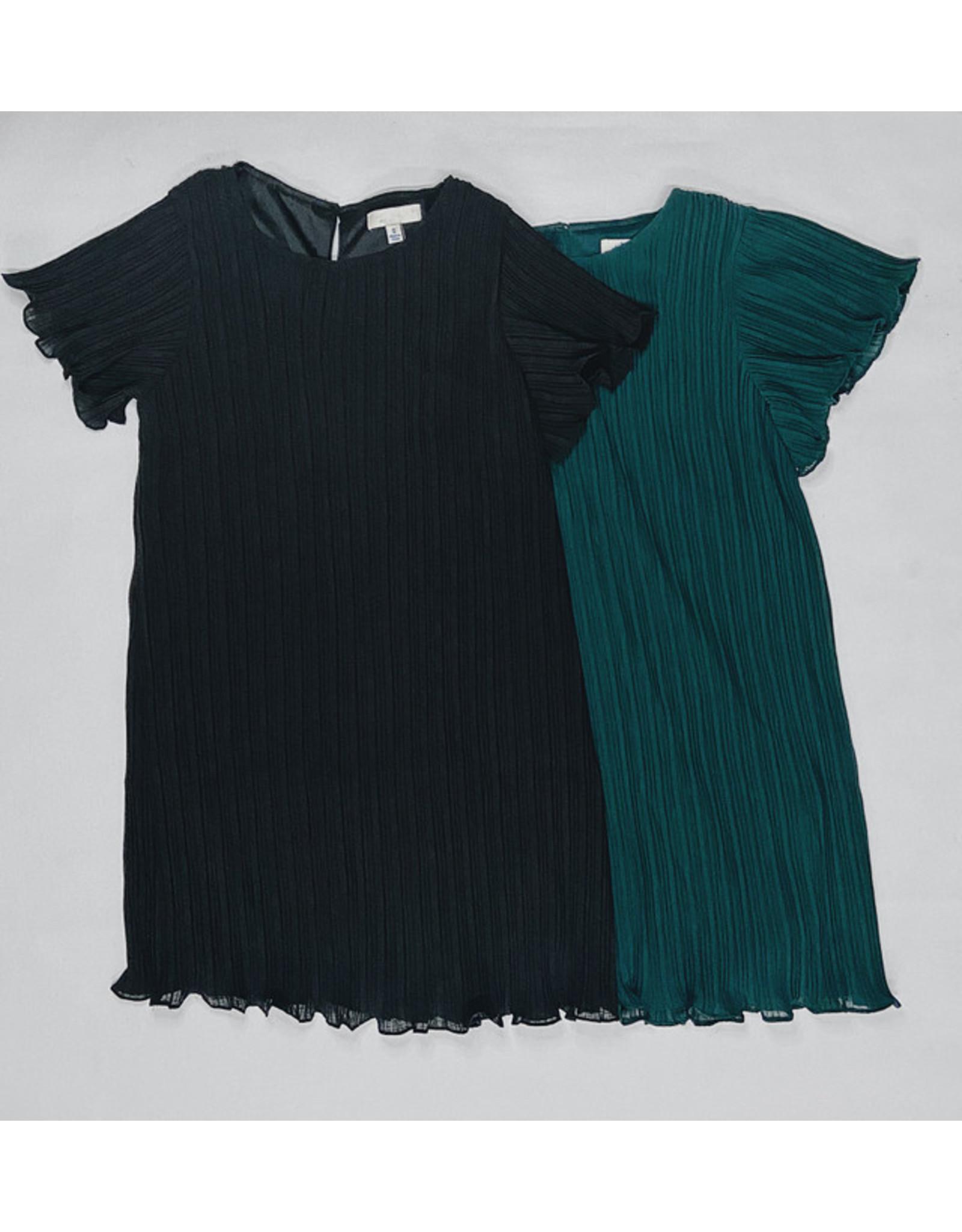 TAHSIN PLEATED DRESS