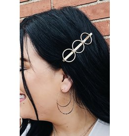 DANELE CIRCLE HAIR CLIP