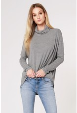 ROMILEE LONG SLEEVE TURTLENECK