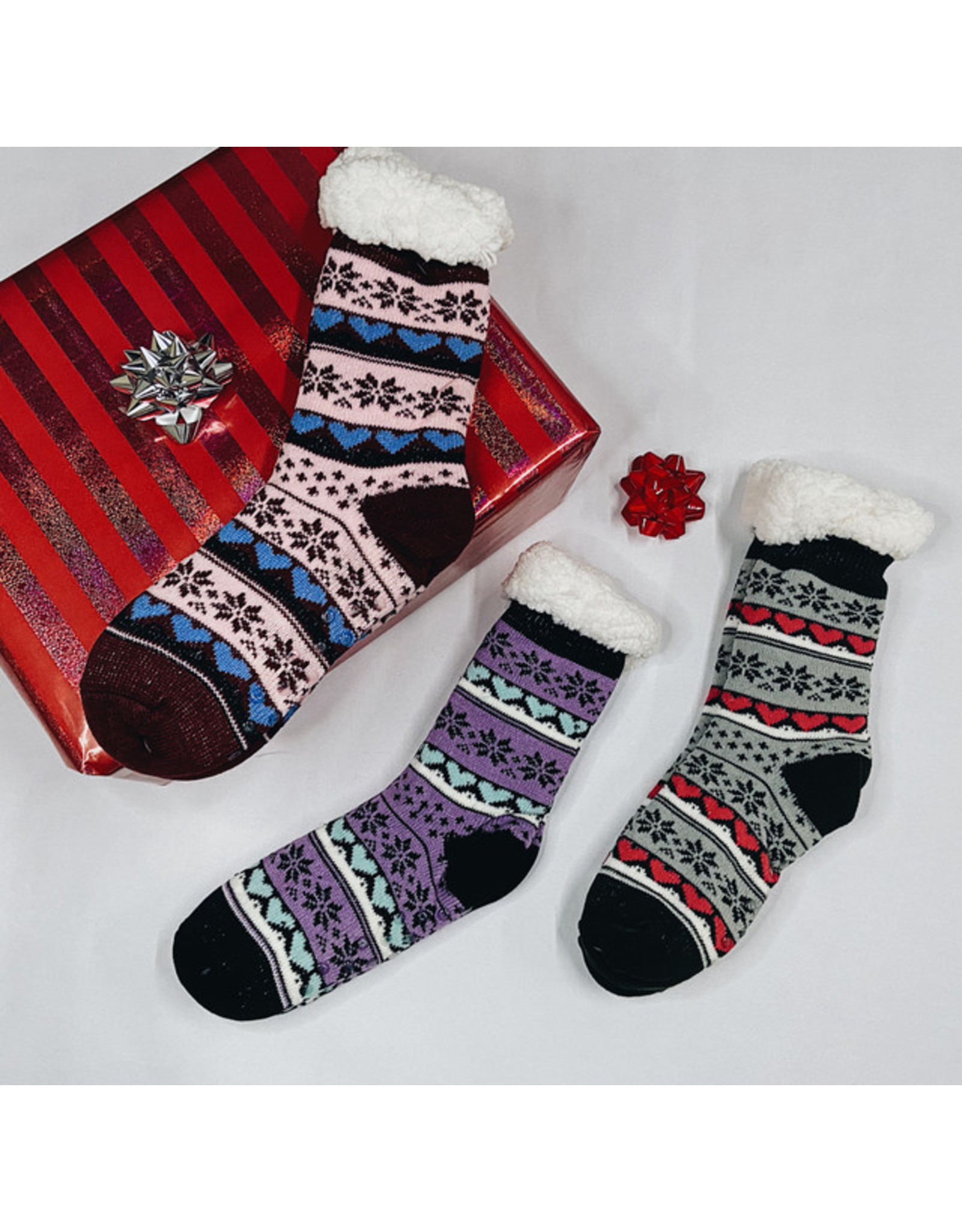 MINZE COZY SOCKS