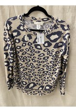 TAHIYA ANIMAL PRINT L/S TOP