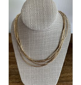 SAHIRA MARA WRAP NECKLACE