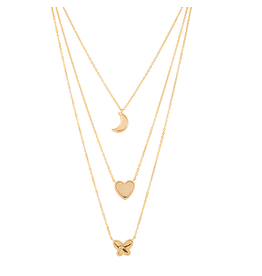 SAHIRA NITZAN PENDANT NECKLACE