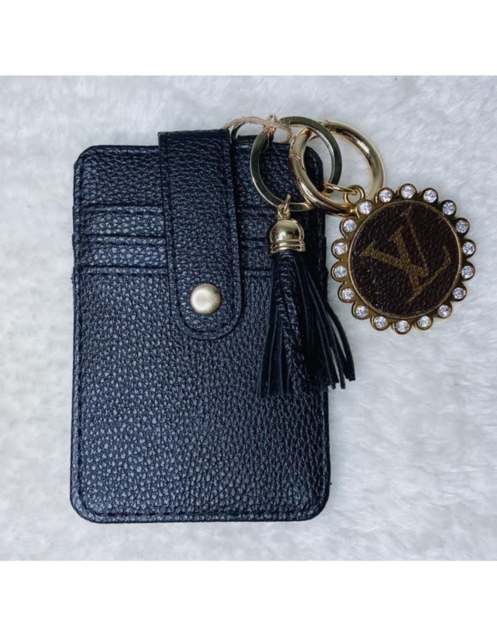 AVA BELLA DESIGNS KINSLEY WALLET KEYCHAIN