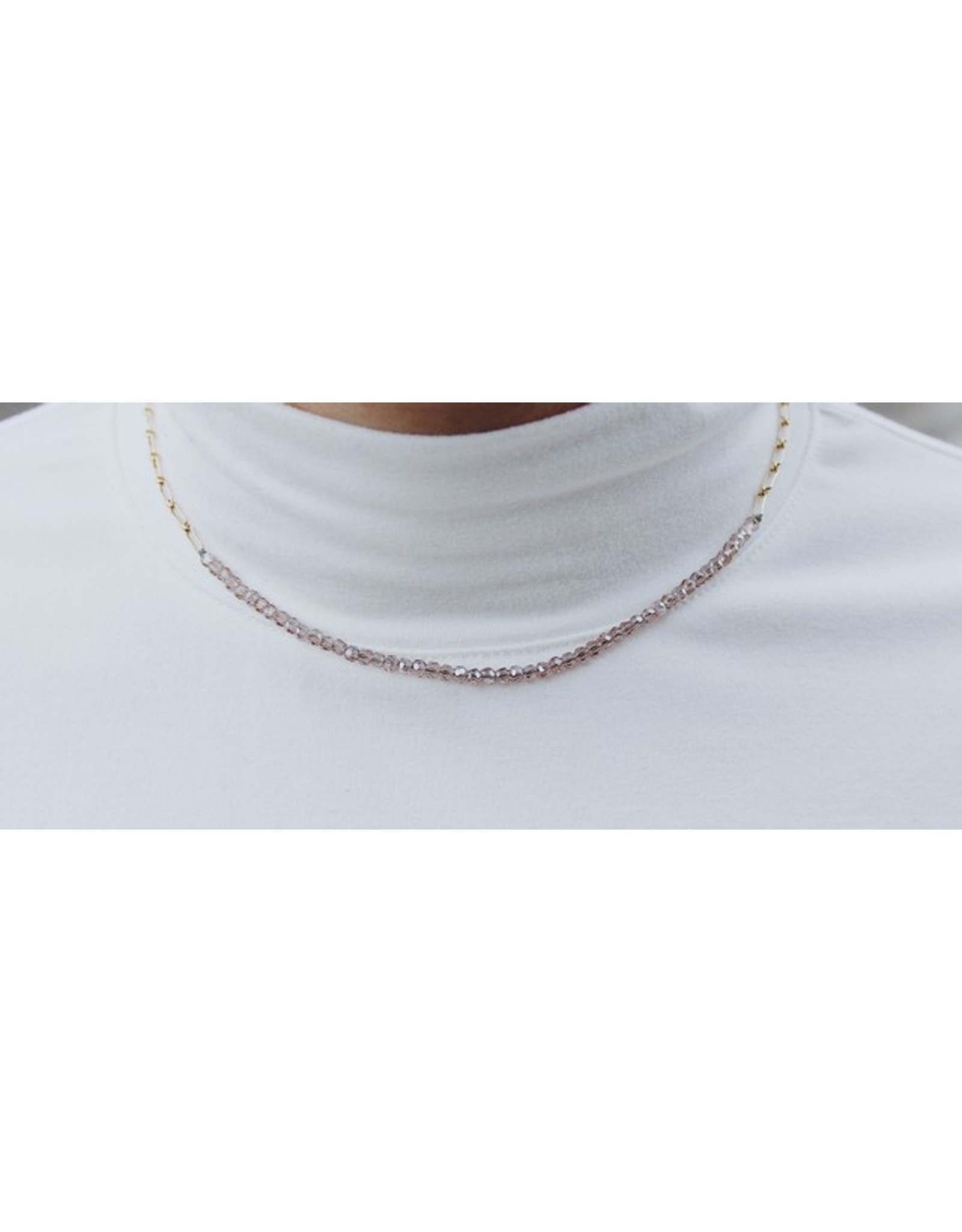 CAD BEADED NECKLACE