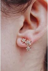 WACHIWI 3 STAR EARRING