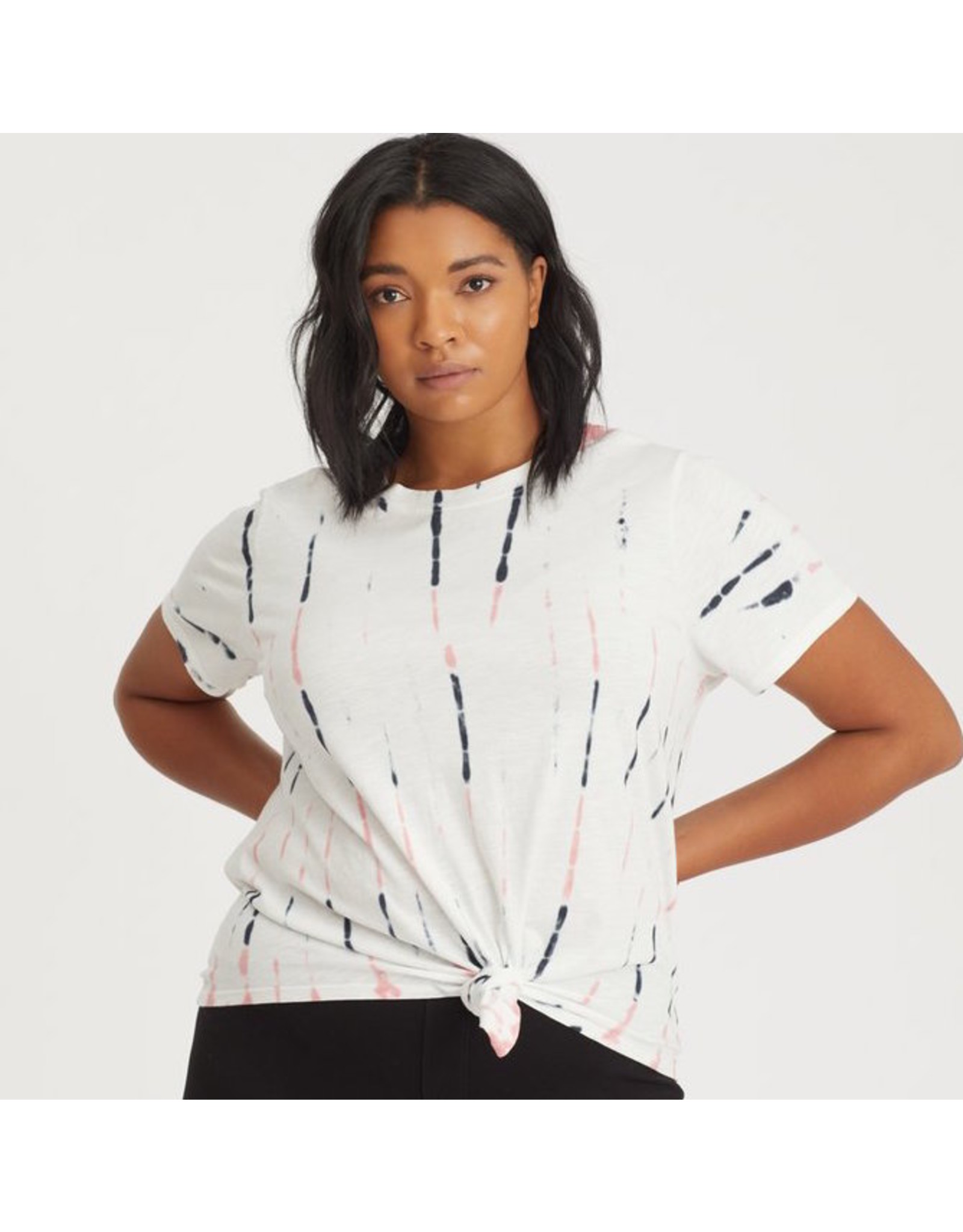SANCTUARY WALLER PERFECT KNOT TEE