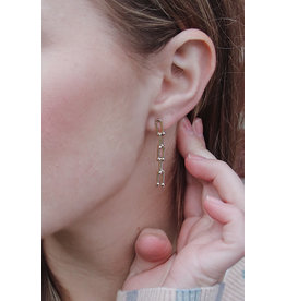 PIETRO CHAIN LINK EARRING