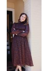 THE KORNER PAPINA DRESS