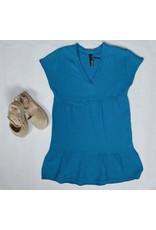 KENTON TIERED S/S DRESS