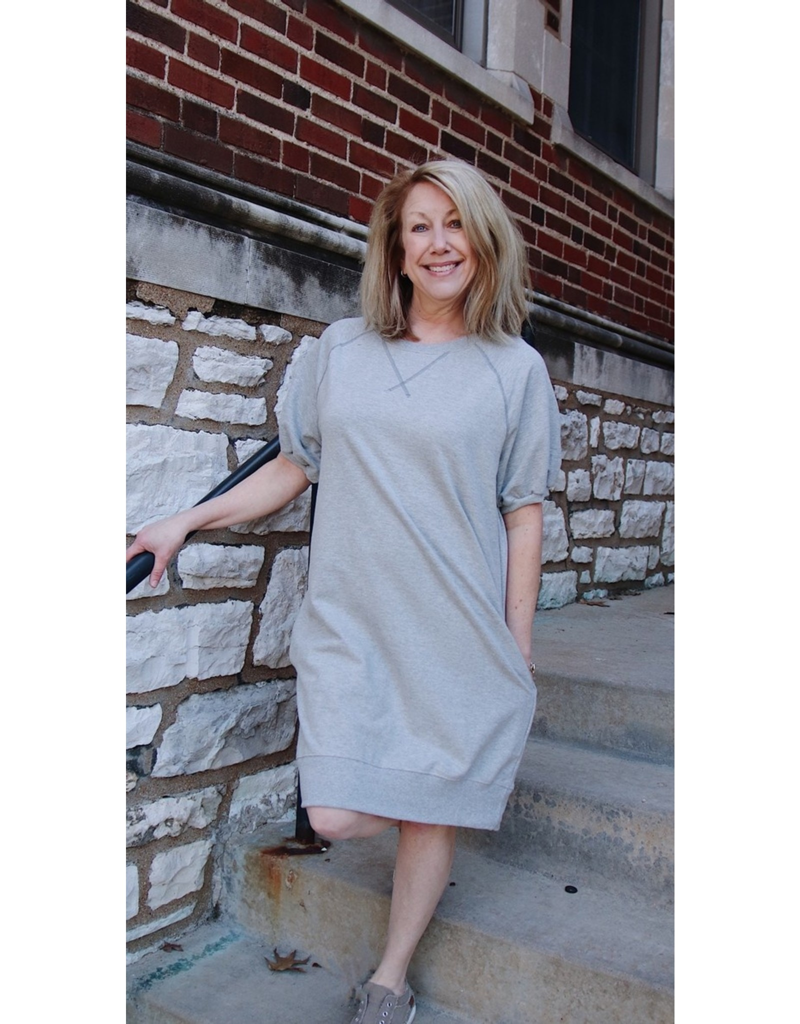 LORELLE KNIT DRESS