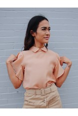 MOLLY BRACKEN BANNISTER TOP