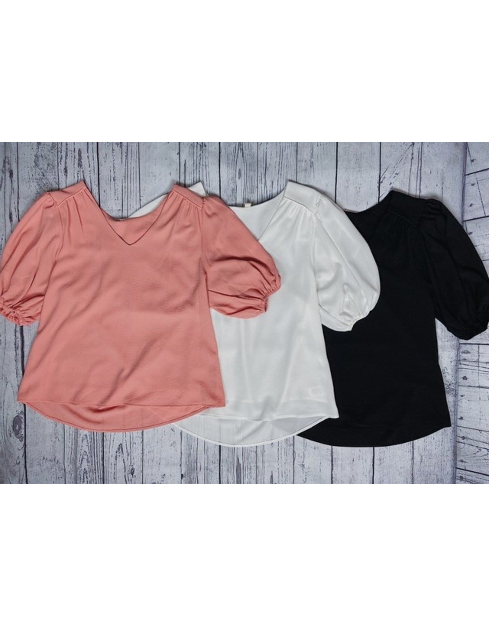 KAILAS PIPED SHOULDER TOP