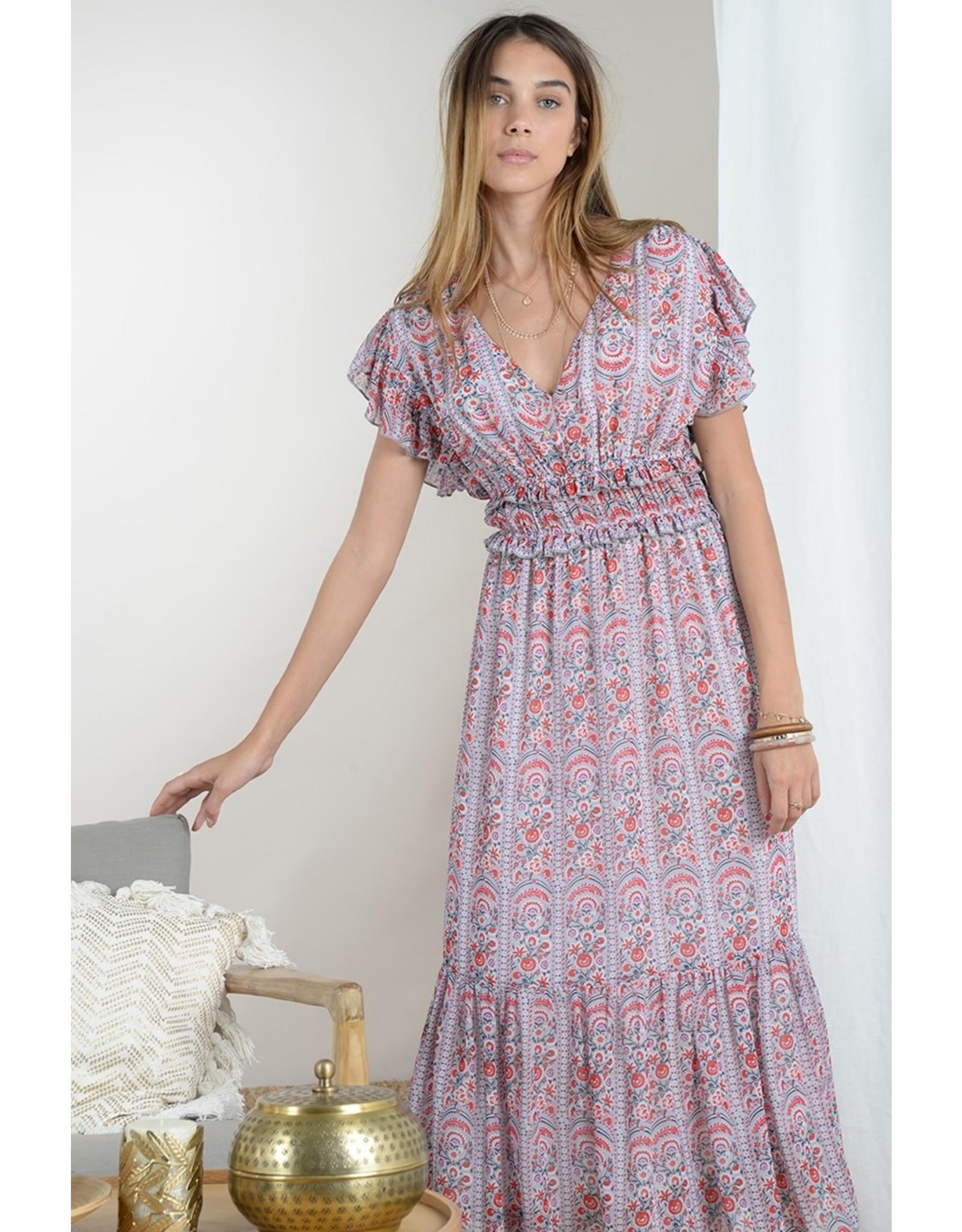MOLLY BRACKEN RAISIE DRESS