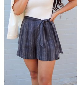 GENTLE FAWN HUDSON STRIPE SHORTS
