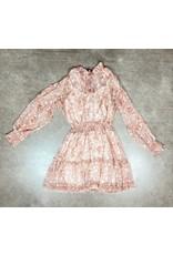 BEALAH PAISLEY PRINT DRESS