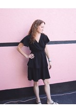 IANNA SMOCKED WAIST DRESS