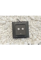 LUCIA STAR CUBIC EARRING