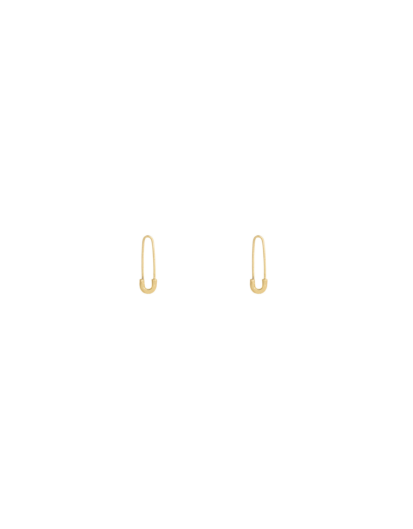 AARNA CLOTHING PIN EARRING