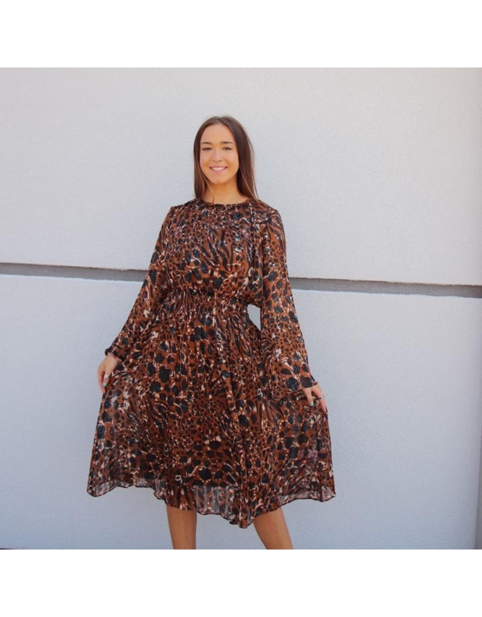 TRAFFIC PEOPLE BEROLD DRESS