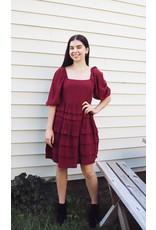 WALKER BABYDOLL DRESS