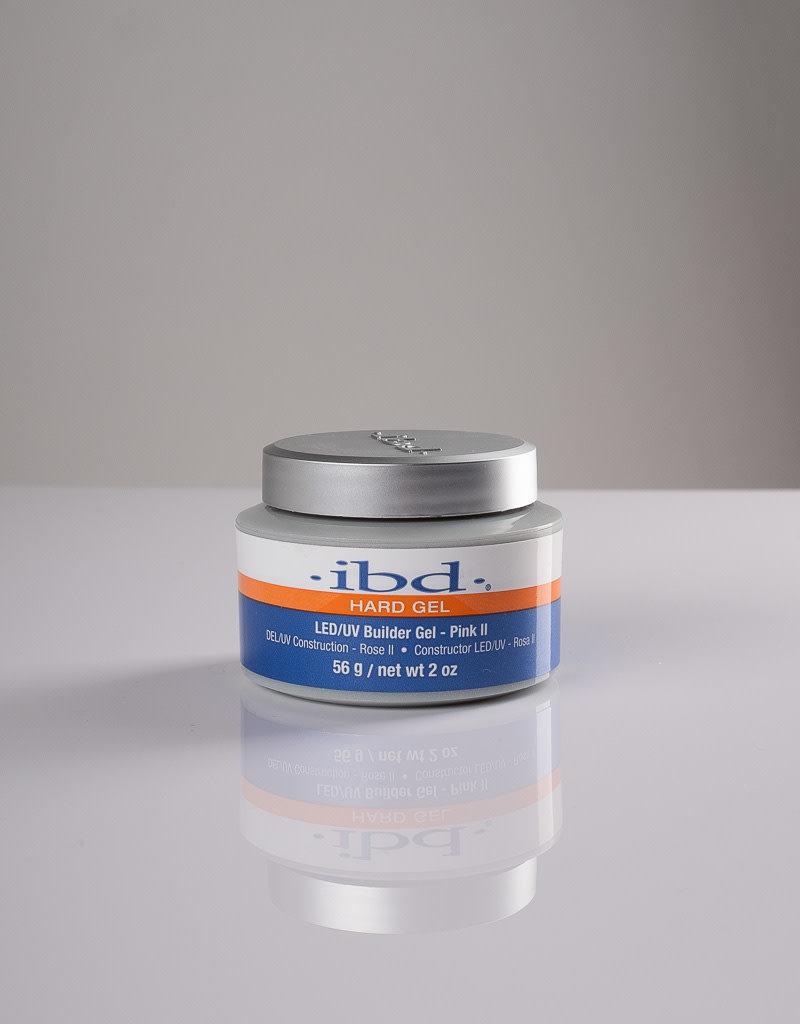 IBD IBD Hard Gel - LED/UV Builder Gel - Pink II - 2oz