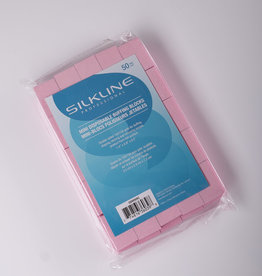 Silkline Silkline - Mini Disposable Buffing Blocks - 150/150 - 50 pcs