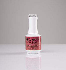 Loveon Loveon GC - Top Coat - Super Matte - 0.5oz