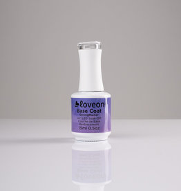 Loveon Loveon GC - Base Coat - Strengthener - 0.5oz