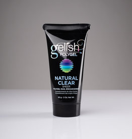 Gelish Gelish Polygel - Natural Clear - 2oz