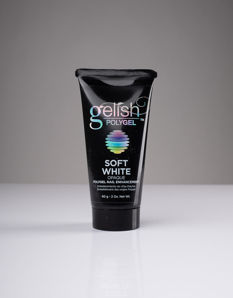 Gelish Gelish Polygel - Soft White Opaque - 2oz