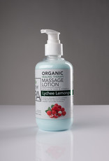 LaPalm LaPalm 2 in 1 Massage Lotion - Lychee Lemongrass - 8oz