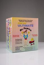 Mr. Pumice Mr. Pumice Pumi Bar Ultimate - Extra Coarse Medium - Case of 12