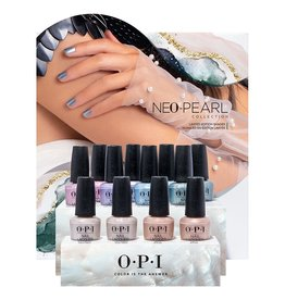 OPI OPI NL - Neo Pearl - Full Collection With Display - 12pc