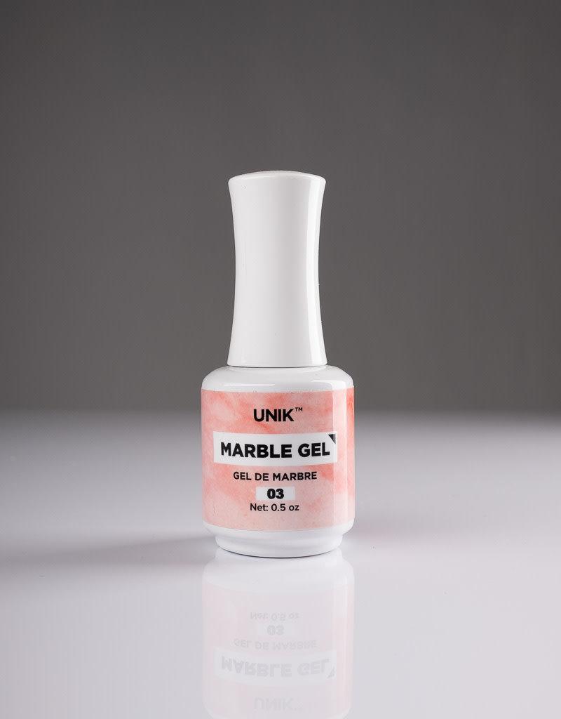 Unik Unik Marble Gel - #03 - 0.5oz