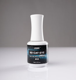 Unik Unik 9D Cat Eye - 03 - 0.5oz
