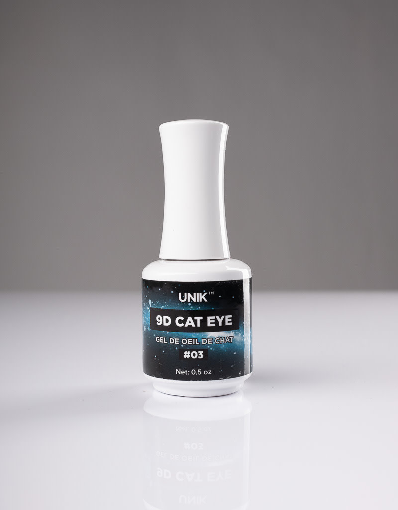 Unik Unik 9D Cat Eye - 03 - 0.5oz