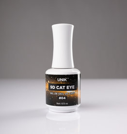 Unik Unik 9D Cat Eye - 04 - 0.5oz