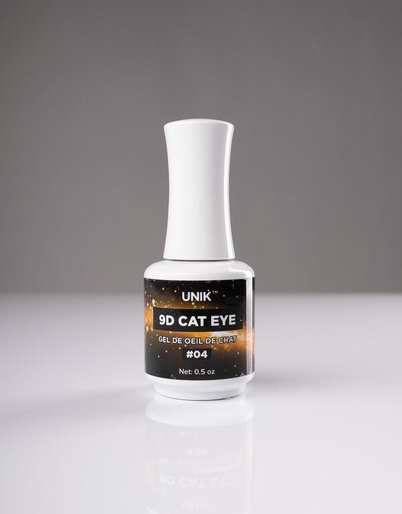 Unik Unik 9D Cat Eye - 04 - 0.5oz