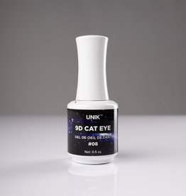 Unik Unik 9D Cat Eye - 08 - 0.5oz