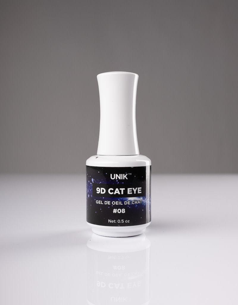 Unik Unik 9D Cat Eye - 08 - 0.5oz