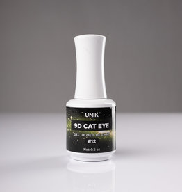 Unik Unik 9D Cat Eye - 12 - 0.5oz
