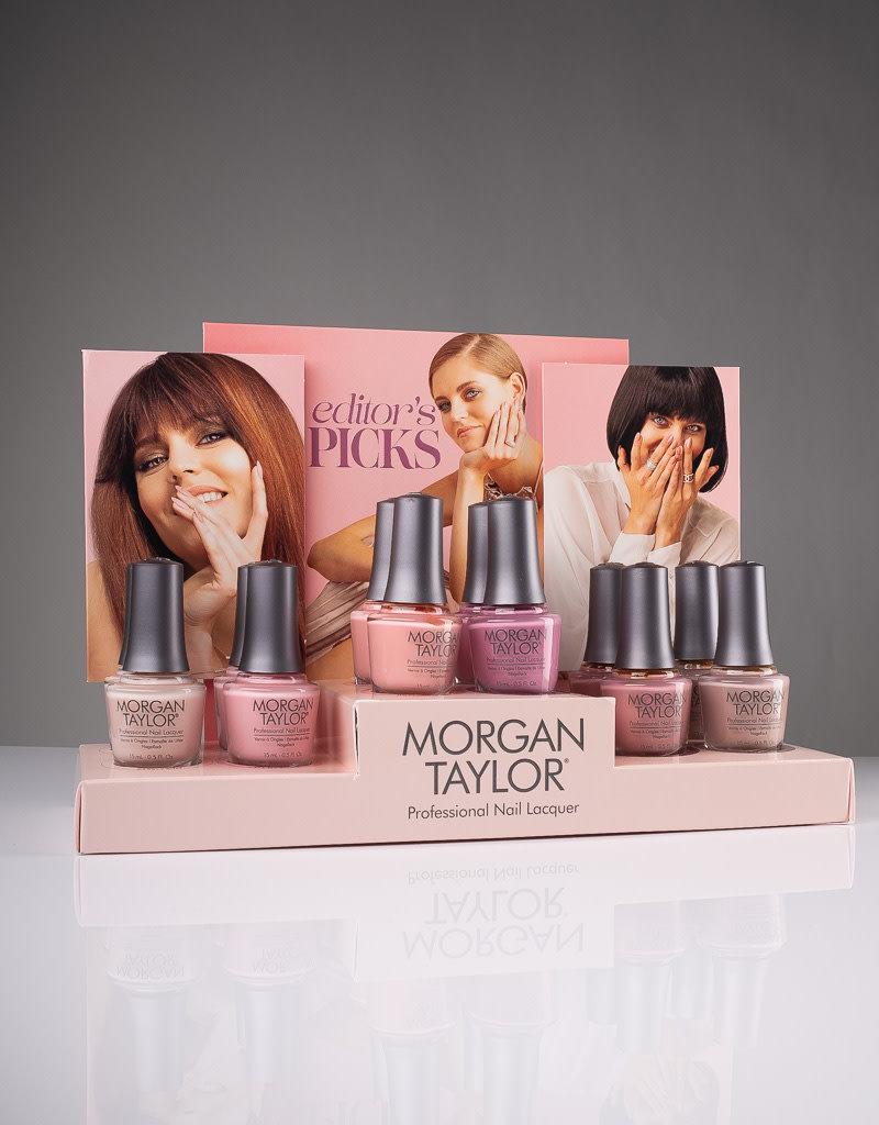 Morgan Taylor Morgan Taylor NL - Spring 2020 Editor's Picks - Display  - 12pc
