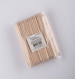 Dannyco Dannyco Birchwood Sticks - Short - 144pcs