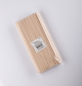 Dannyco Dannyco Birchwood Sticks - Long - 144pcs